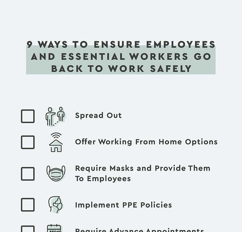 care for employees checklist
