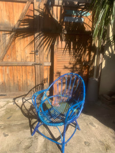 Rattan chair / Silla mimbre
