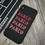 PABLO cover iphone