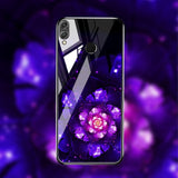 3D cover Huawei honor 10 lite Honor 9 Lite Play 8A 8C 8s 7A 7C Pro 8x Max Tempered Glass Bumper