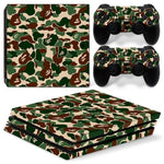 Sticker cover Sony ps4 pro