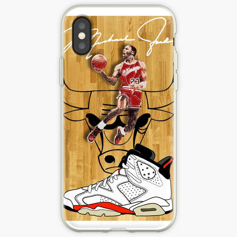 Jordan cover iphone