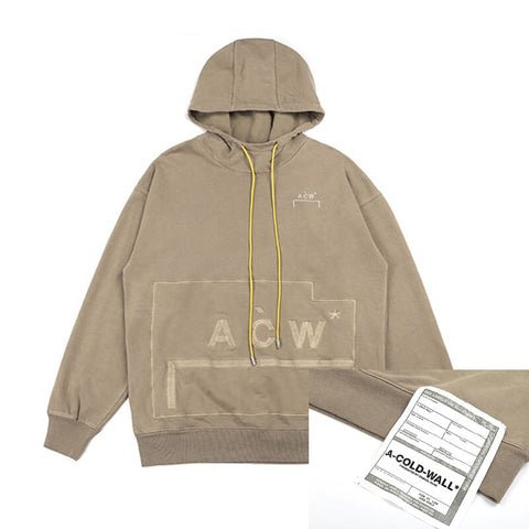 Embroidery ACW Hoodies  Pullover