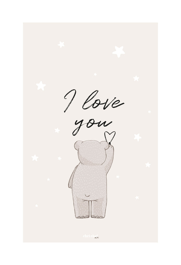 I Love You - MINI
