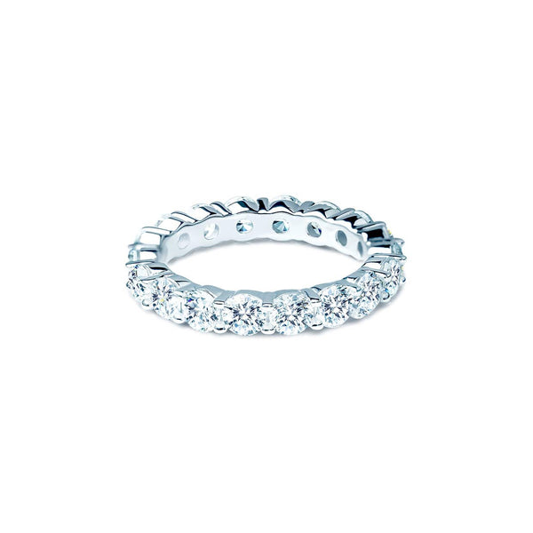 Round Cut Band Ring (Oxford)