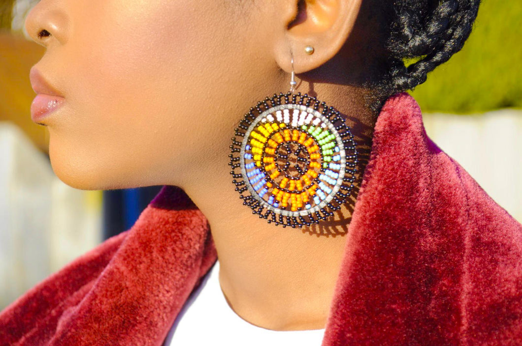 Zulu Massai Earrings