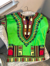 Load image into Gallery viewer, Dashiki shirt