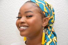 Load image into Gallery viewer, Tausi headwrap