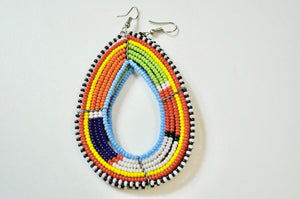Massai Earrings