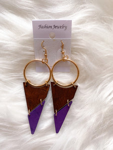 Dessert earrings