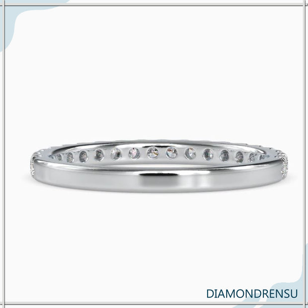 wedding band - diamondrensu