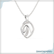 wedding pendant - diamondrensu