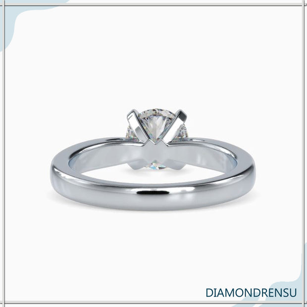 customized moissanite jewelry - diamondrensu