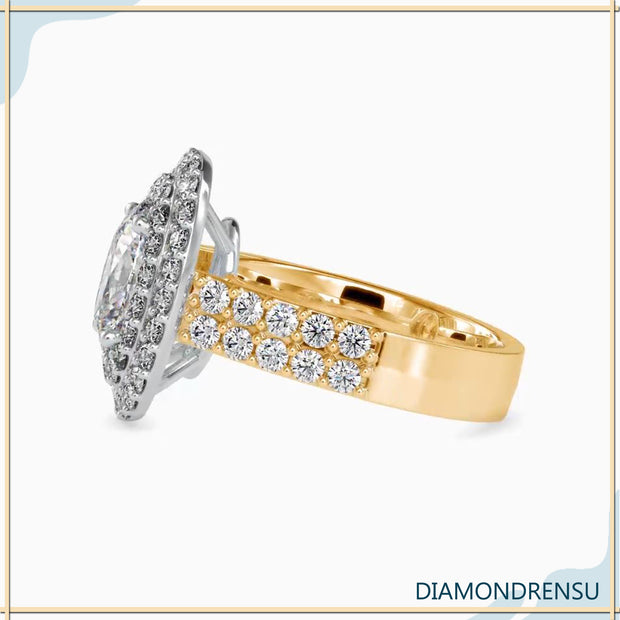 vintage diamond engagement rings - diamondrensu