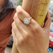 customized engagement ring