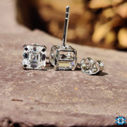push back earrings - diamondrensu