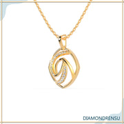 pendant necklace - diamondrensu