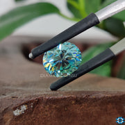 green moissanite diamond - diamondrensu
