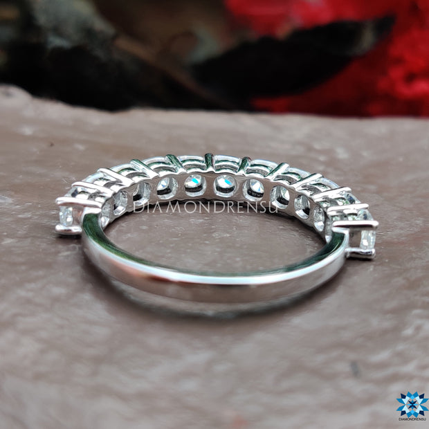 half eternity wedding band - diamondrensu