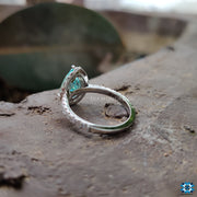 create your own moissanite engagement ring - diamondrensu