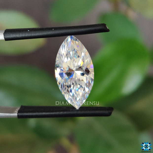 marquise moissanite