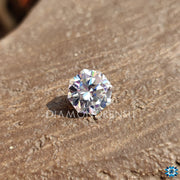 moissanite ring