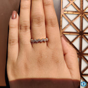 moissanite band rings - diamondrensu