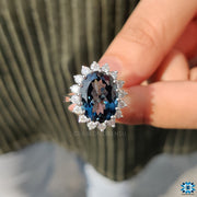 birthstones engagement ring - diamondrensu