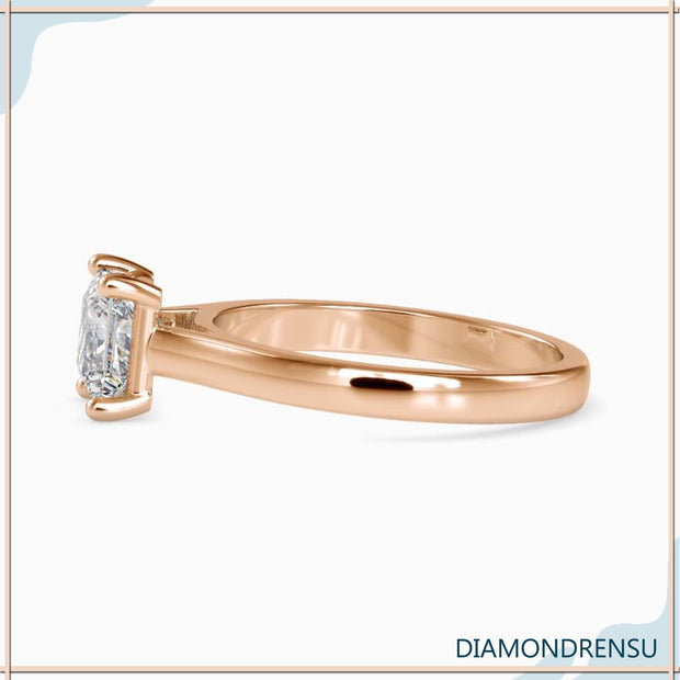 princess cut ring - diamondrensu