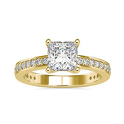 best moissanite engagement rings - diamondrensu