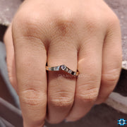 moissanite wedding bands - diamondrensu