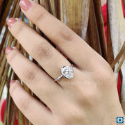 solitaire engagment ring