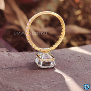 yellow gold rings - diamondrensu