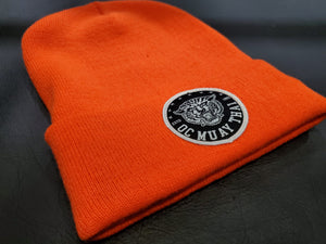 CLASSIC Tiger Beanie - No More Cold Ears - Feels Comfy - ONE SIZE FITS ALL