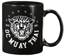 Load image into Gallery viewer, Official OC Muay Thai Tiger Coffee Mug