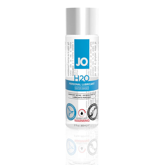 System Jo H2O Warming Anal Lubricant