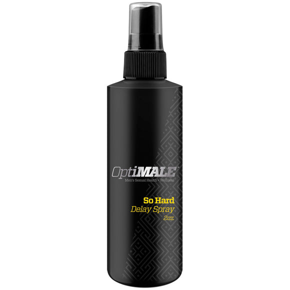 OptiMALE – So Hard – Delay Spray