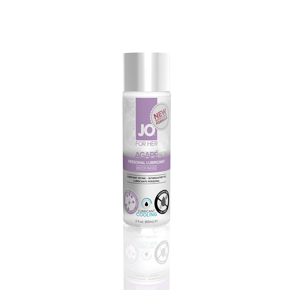 JO Agapé - Cooling - Lubricant (Water-Based) 2 fl oz