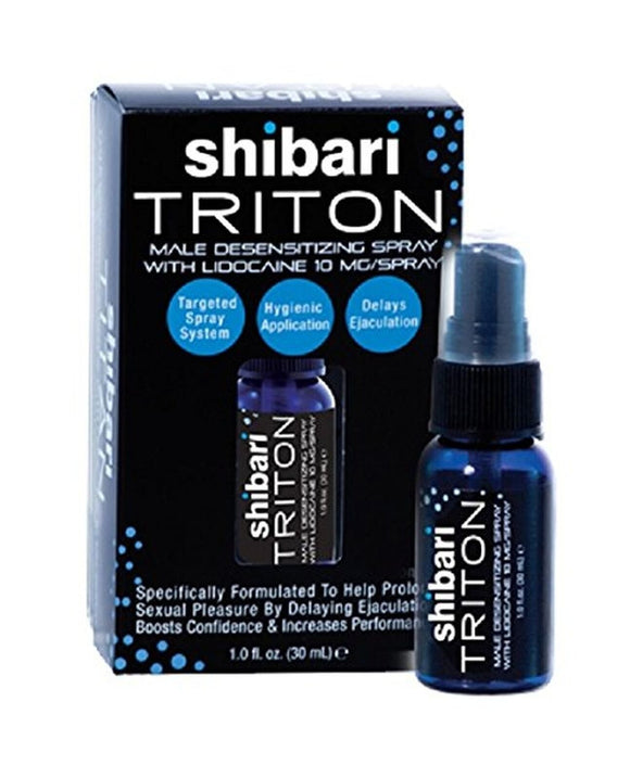 Shibari Triton Spray Men's Desensitizing Spray