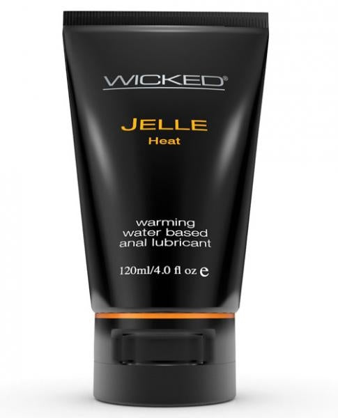 Wicked Jelle Heat Warming Anal Lubricant
