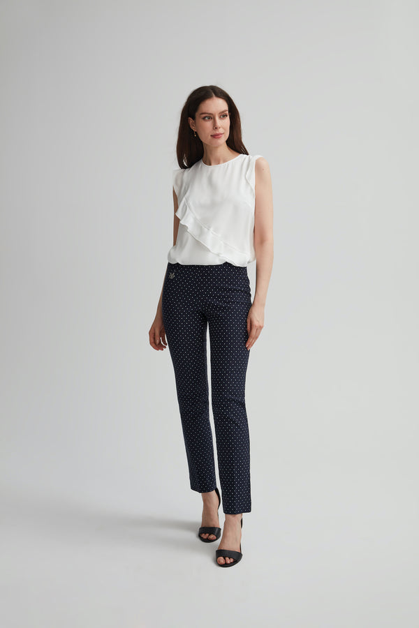 Perfect Fit Dot Pant