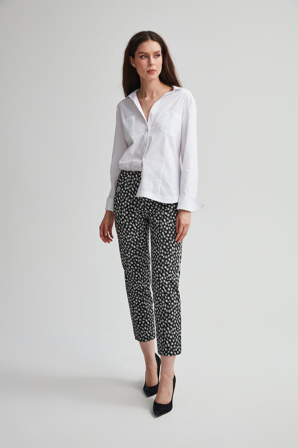 Perfect Fit Double 0 Crop Pant