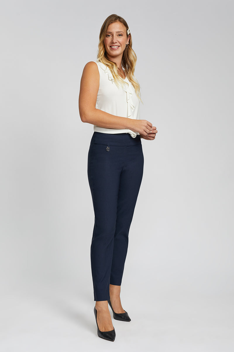 Perfect Fit Slim Leg Ankle Pant