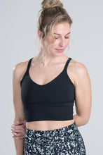 Load image into Gallery viewer, VNECK ELEVATE BRA  | DYI