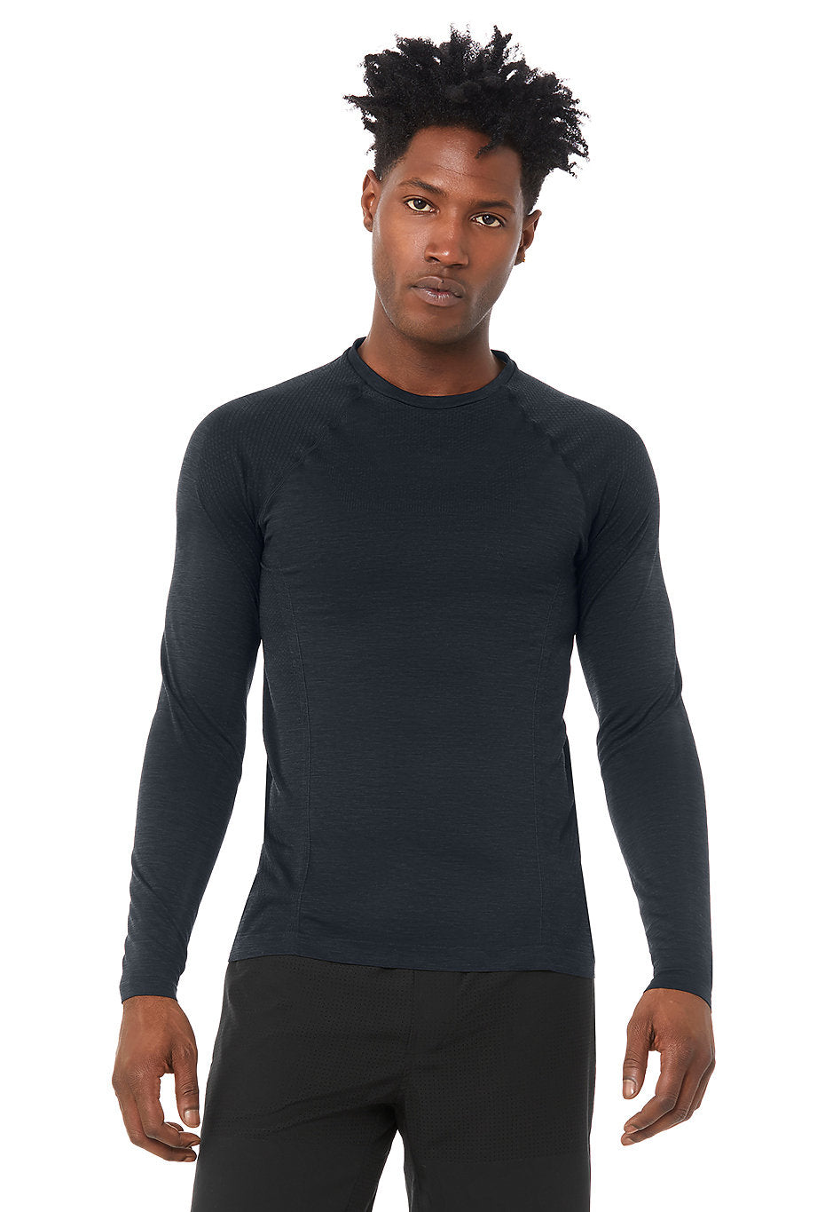 AMPLIFY SEAMLESS LONG SLEEVE | ALO