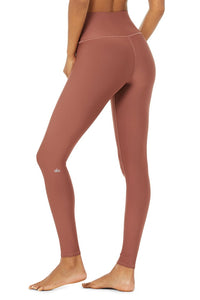 HIGHWAIST AIRBRUSHED LEGGING | ALO