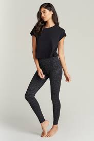 TEAGAN ANKLE LEGGING | STRUT THIS