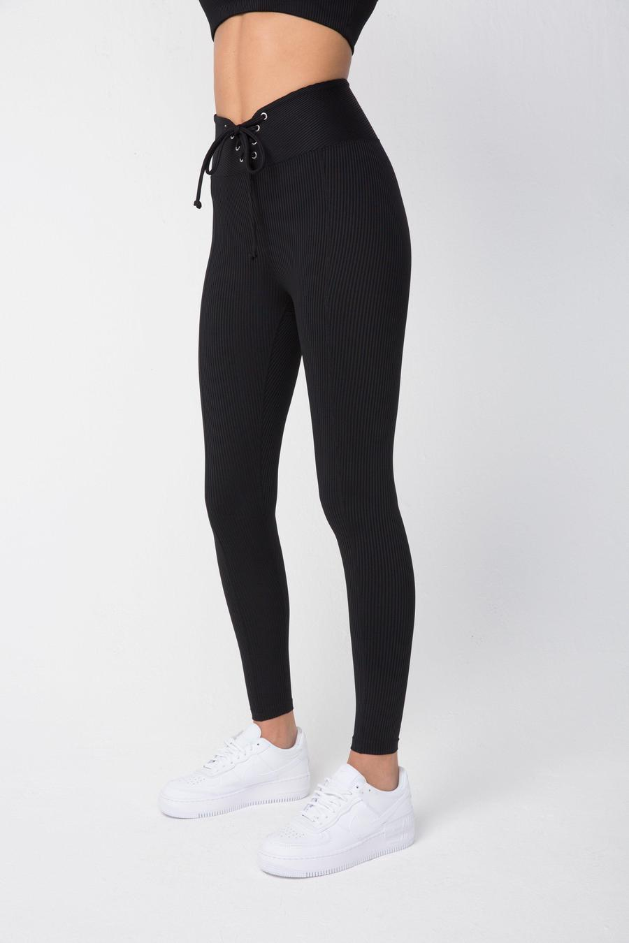 RIBBED FOOTBALL LEGGING | YEAR OF OURS