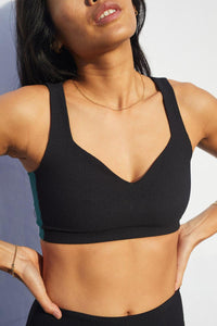 THERMAL SLOPE BRA | YEAR OF OURS