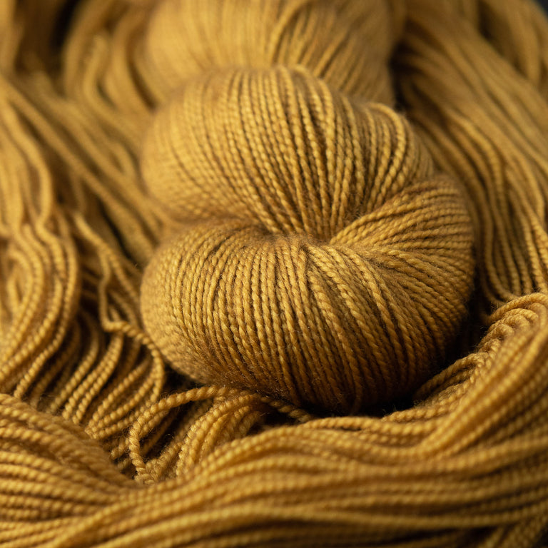 Minnie's Wheat (Merino Sock)